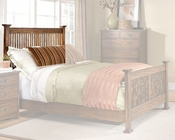 Intercon Slat Headboard Oak Park IN-OP-BR-5825
