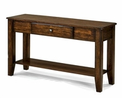 Intercon Sofa Table Kona INKATA4918S