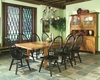 Intercon Solid Oak Dining Set Rustic Traditions INRT44108SSET