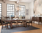 Intercon Solid Pine Dining Set Hayden INHY42100SET