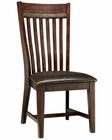 Intercon Solid Pine Slat Back Side Chair Hayden INHYCH460C (Set of 2)
