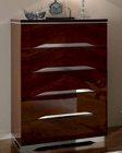 Italian Chest Matrix Contemporary Style 33160MT