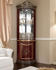 Classic Style Corner Display Cabinet Made in Italy 33D496-CB