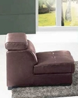 Italian Leather Sectional Chair European Design 33LS172