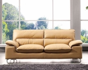 Italian Leather Sofa European Design 33SS232