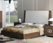 European Style Deluxe Bed in High Gloss 33B632
