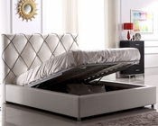 Italian Style Upholstered Bed 33B582