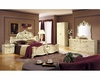 Ivory Italian Classic 5-Piece Bedroom Set 44B007SET