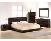 J&M Bedroom Set Knotch JM-SKU1754426SET