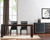 J&M Colibri Dining Set & Modern Chairs JM-SKU176671SET