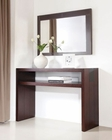 J&M Console Table & Mirror Jenny JM-SKU17819