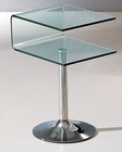 J&M Glass End Table 03 JM-SKU1751513