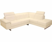 J&M Italian Leather Sectional 2071 JM-SKU1754430SEC