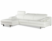 J&M Italian Leather Sectional 9097 JM-SKU177921