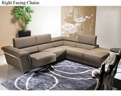 J&M Leather Sectional 5069 JM-SKU17781