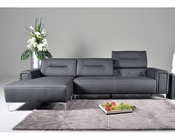 J&M Leather Sectional 5137 JM-SKU17782