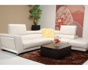J&M Leather Sectional 5166 JM-SKU17783