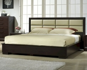 J&M Queen/King Platform Bed Boston JM-SKU1754427BED