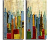 Jason Cardenas Towerscape 2pc Set
