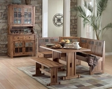 Kitchen Nook Set Sedona SU-0219ROs