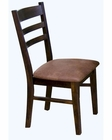 Ladderback Side Chair by Sunny Designs SU-1616DC-CT (Set of 2)