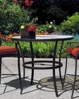 "Las Palmas 42""R Pub Table by Sunny Designs SU-4756-42P"