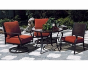 Las Palmas Dining Set by Sunny Designs SU-4756-Set