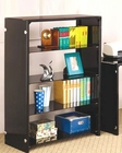Lawnview Contemporary Book Rack with 4 Shelves CO800458