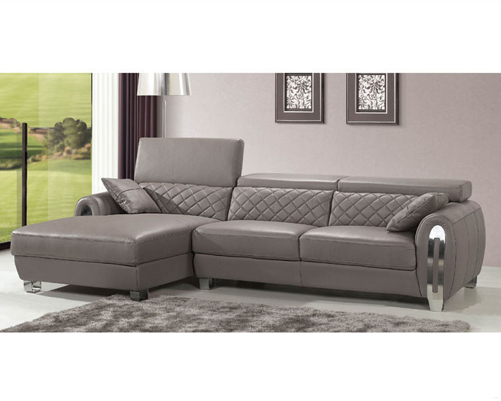 Leather Sectional Living Room Set 33ls111