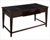 Leather Top Table Desk by Hekman HE-79188