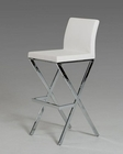 Leatherette Bar Stool in Modern Style 44O5086B
