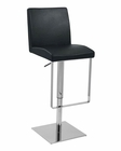 Leatherette Contemporary Barstool 44D1068N