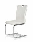 Leatherette Dining Chair in Contemporary Style 44DY025