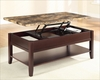Lift-Top Cocktail Table Orton by Homelegance EL-3447-30