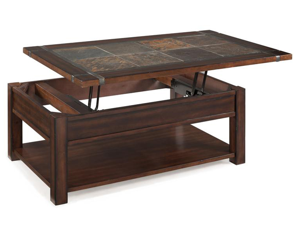 Lift top cocktail table roanoke by magnussen mg t2615 50 Lifting top coffee table