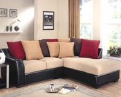 Lily Contemporary Sectional Chaise CO501895