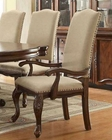 Linen Arm Chair MCFD3001-CA (Set of 2)
