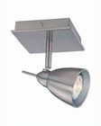Lite Source 1 Lite Wall Lamp Polished Steel LS-16921PS