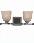 Lite Source 2 Lites Vanity Lamp in Copper Bronze LS-16288CP/BRZ