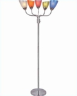 Lite Source 5 Lite Floor Lamp Uni II LSF-82116MULTI