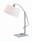 Lite Source AdjusTable Karm Table Lamp LS-21560C-WHT