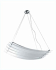 Lite Source Ceiling Lamp with Frost Glass Shade Franco Link LSI-1742