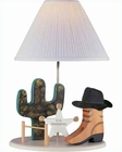 Lite Source Cowboy Table Lamp LS-3CB20106