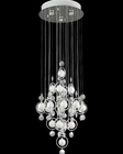 Lite Source Crystal Ceiling Lamp in Crystals Bubbles LS-EL-10078