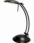 Lite Source Desk Task Halogen Desk Lamp Flash LS-3421BLK