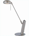 Lite Source Desk Task Halogen Desk Lamp PS Halo LS-21185PS