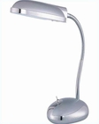 Lite Source Desk Task Lamp Silv Laxta LSP-772C-SILV