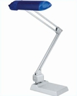 Lite Source Desk Task Lamp with Clamp Tasktech LSP-720SIL-BLU