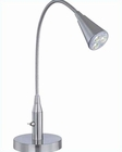 Lite Source Desk Task Led Desk Lamp Maxx II LS-21566PS