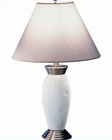 Lite Source Dreamer Table Lamp with Glowing Glass bodyLS-3663